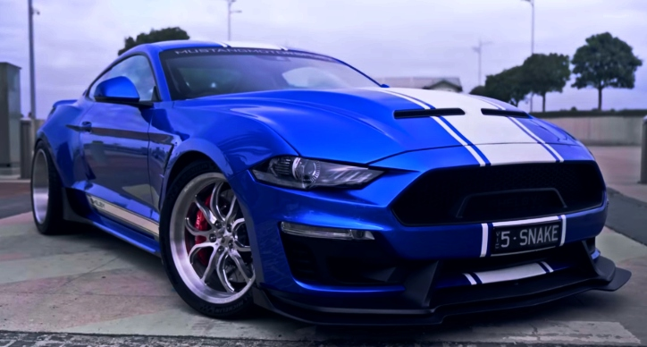 widebody 2019 shelby super snake