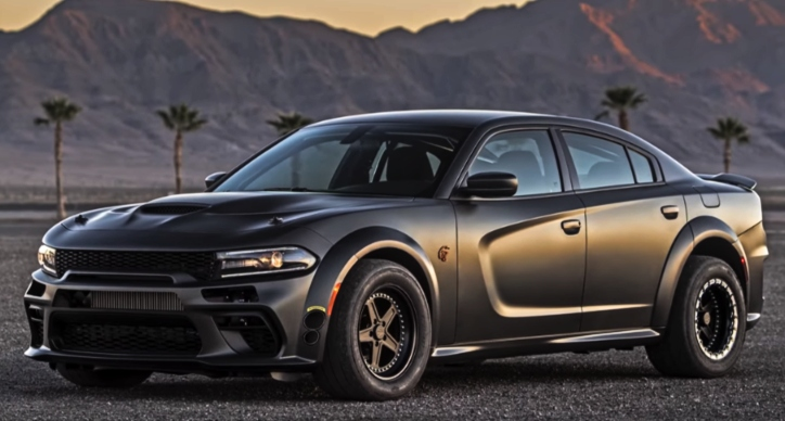 twin turbo awd dodge hemi charger
