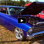 1967 chevy nova 4-speed build