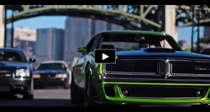 reverence dodge hellcat charger video
