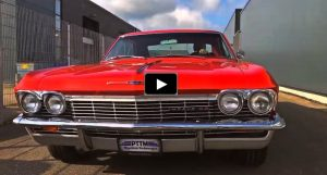 1965 chevy impala ss 396 4-speed restored