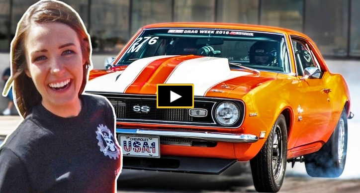 alex taylor twin turbo 1968 camaro drag week 2019