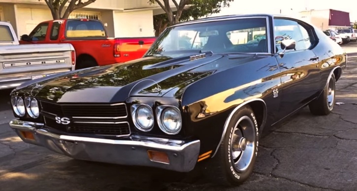 400 small block 1970 chevy chevelle
