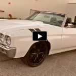 custom 1970 chevy chevelle convertible