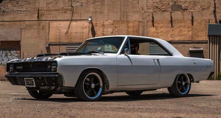 1967 dodge dart build