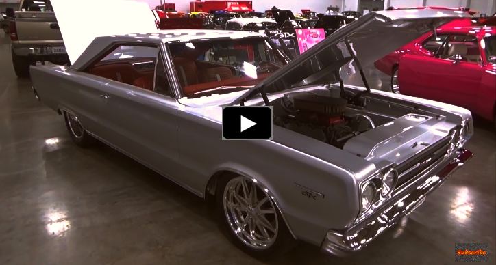 1967 plymouth gtx 572 hemi build