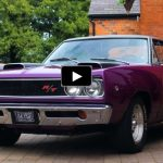 1968 dodge coronet r/t 440 3-speed