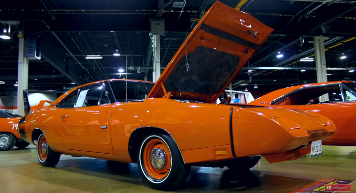 1969 dodge charger hemi daytona restoration