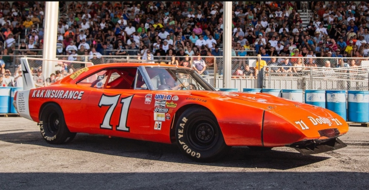 real K&K 1969 dodge daytona survivor