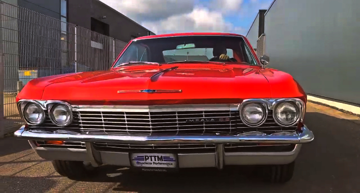 1965 chevy impala l78 restored