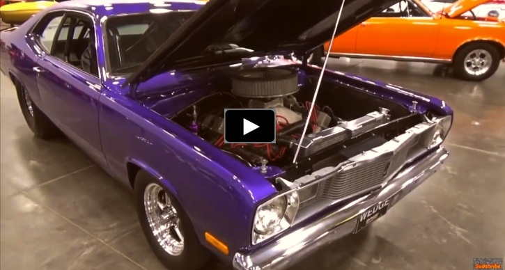 1975 plymouth duster 572 pro street