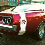 red_and_white_1968_dodge_charger