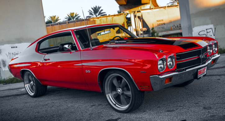 big block 1970 chevy chevelle