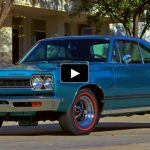 original 1968 plymouth gtx 440 4-speed