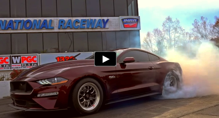 twin turbo 2018 ford mustang