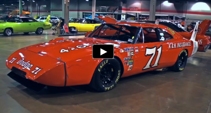 real bobby isaac driven dodge daytona survivor