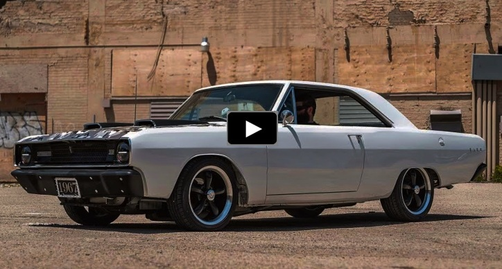 custom built 1967 dodge dart