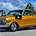 blown big block 1964 chevy nova ss