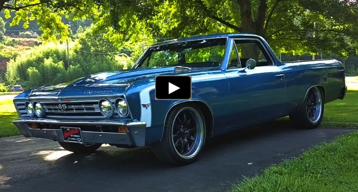 1967 chevy el camino 350 small block build