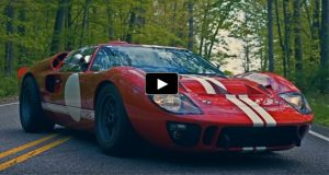 1966 ford gt40 427 side oiler continuation car build