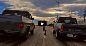 nasty nickle s10 chevy vs prime chevy c10 truck