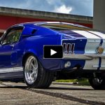 coyote swapped 1967 ford mustang restomod