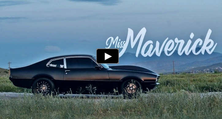 modified 1973 ford maverick