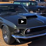 original 1969 mustang boss 429 test drive