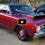 dodge dart 408 stroker build