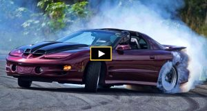 2000 pontiac trans am ls3 video