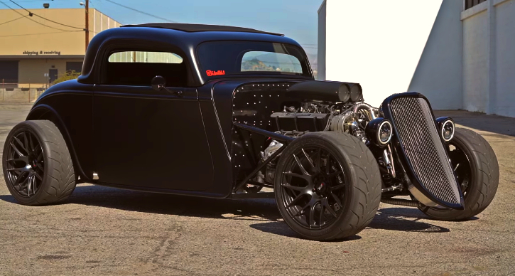 33 ford hot rod 347 stroker motor