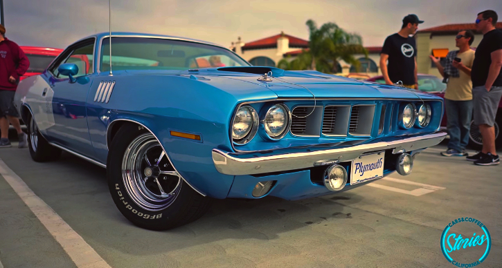 1971 plymouth cuda 383 big block automatic