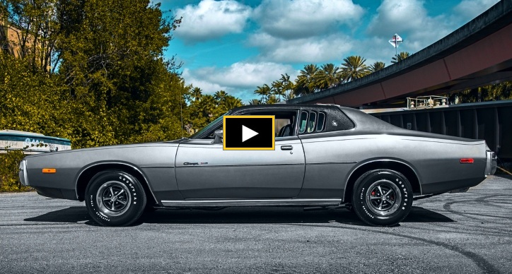 numbers matching 1974 dodge charger se