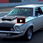 ford pinto wagon drag racing