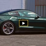 modified bullitt mustang by steeda