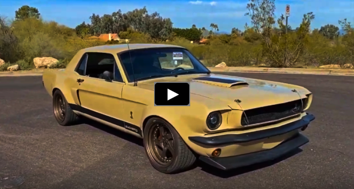 supercharged 1965 mustang coupe 5.0 build