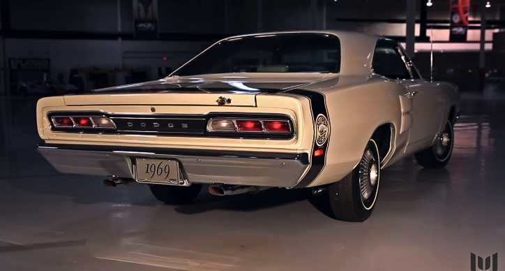 OE standards restored dodge hemi super bee
