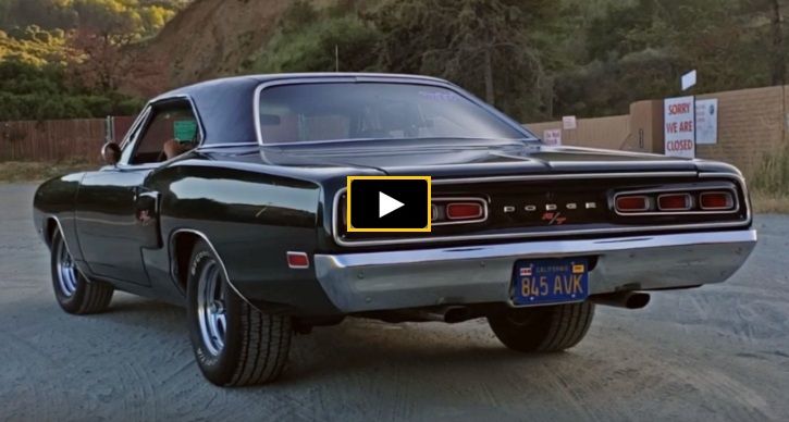dodge coronet 440 big block v8 exhaust sound