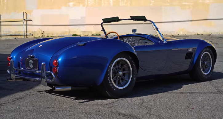 original 1967 shelby cobra 427 dual quad