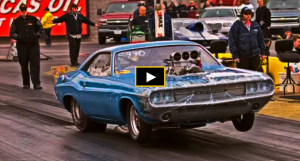 the last starfighter dodge challenger drag racing