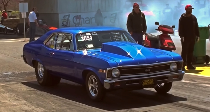 1969 chevy nova drag racing