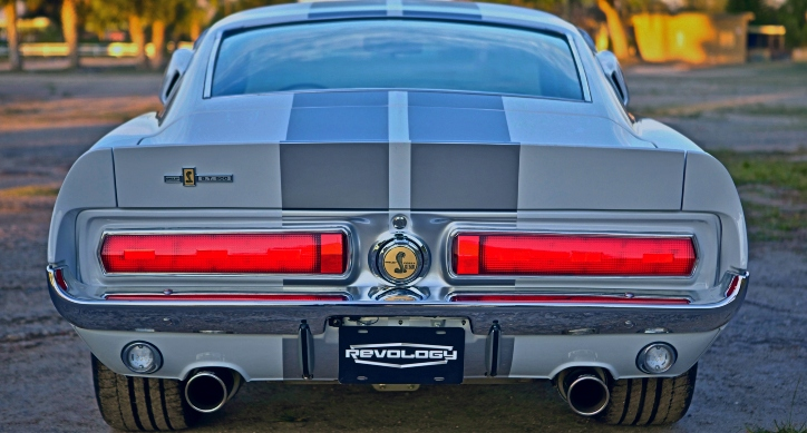 new 1967 shelby gt500 mustang