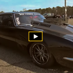 chevrolet game changer camaro drag racing