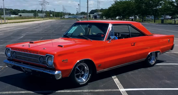 1966 plymouth hemi satellite 4-speed