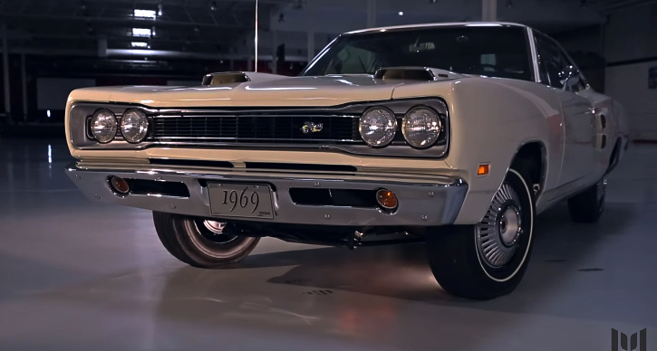 1969 dodge super bee 426 hemi 4-speed