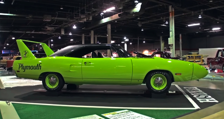 most expensive 1970 plymouth superbird produced