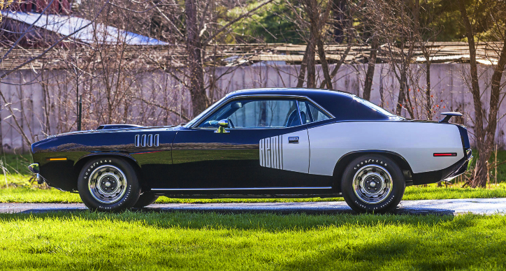 best plymouth cuda models