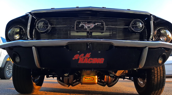 nhra certified 1967 ford mustang