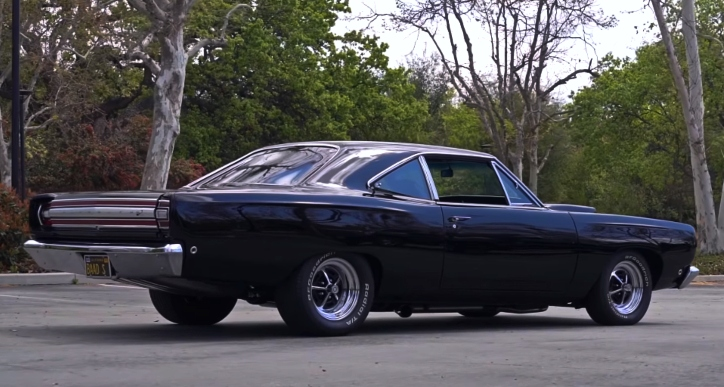 1968 plymouth road runner 440 big block
