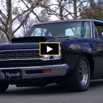 big block 4-speed plymouth road runner